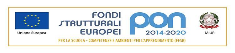 PON – Fondi strutturali europei
